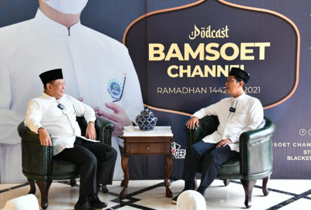 Ketua MPR, Bambang Soesatyo