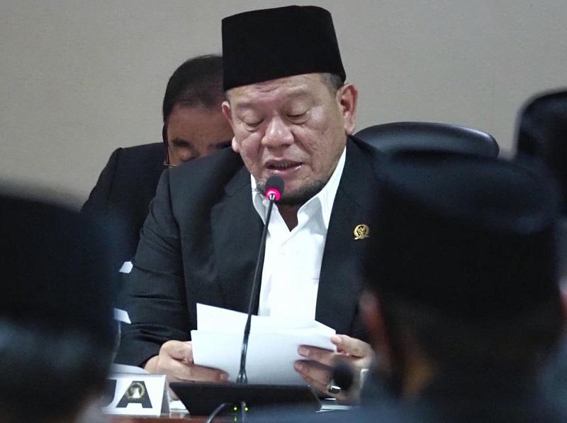 Ketua DPD RI, AA LaNyalla Mahmud Mattalitti