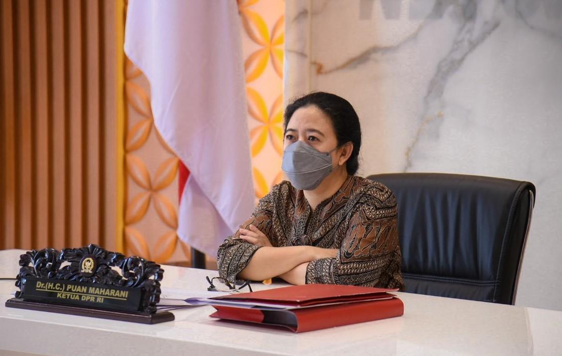 Puan Maharani: RAPBN 2022 untuk Antisipasi Ketidakpastian Pandemi