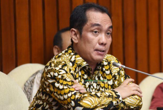 Anggota Komisi XI DPR-RI, Fauzi H Amro.